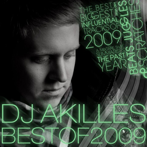 DJ Akilles Best of 2009 (Front)