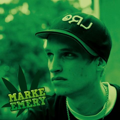Marke Emery - Omslag