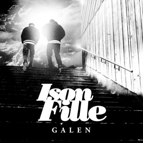 Ison & Fille – Galen omslag