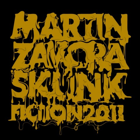 Martin Zamora - Skunk Fiction front