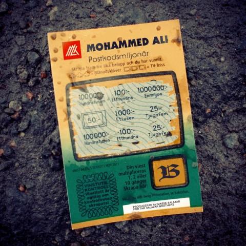 Mohammed Ali - Postkodmiljonär